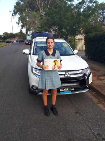 Hove Driving Class - Sarah